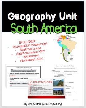 South America Unit