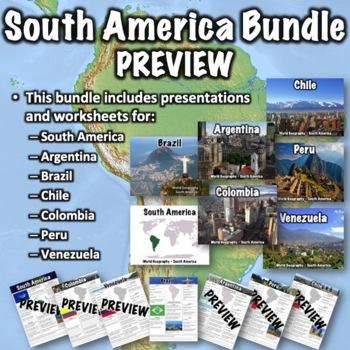 South America Bundle