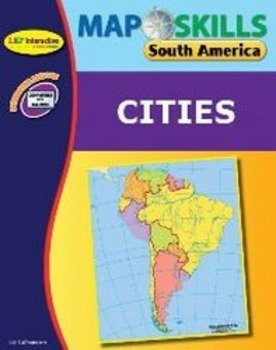 South America: Cities