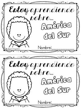 South America Continent | América del Sur Estudio Continente | Español Edition