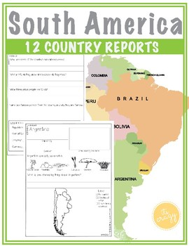 South America Country Reports