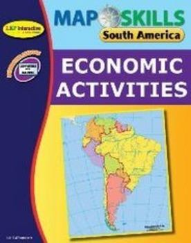 South America: Economic Activities