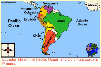 South America Map Song.South America Geography Song Video Rocking The World By Rocking