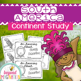 Continent Facts Booklet Unit South America