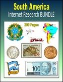 South America Internet Research BUNDLE