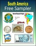 South America Free Sampler