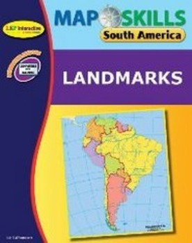 South America: Landmarks