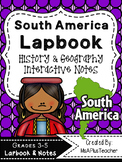 South America Lapbook