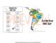 South America Map Activity / Actividad del Mapa de América del Sur