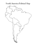 South America Maps - South America Political and Physical Maps