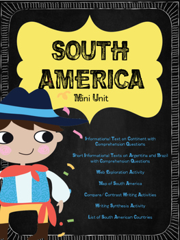 South America Mini Unit