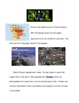 South America Modified Unit