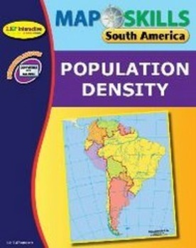 South America: Population Density