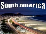 South America PowerPoint Presentation