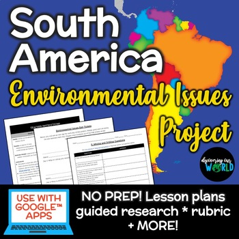 South America Project-Based Learning