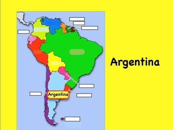 """South America Song and Test Video from """"Geography Songs"""" by Kathy Troxel"""