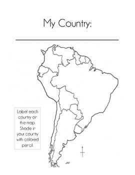 South America Student Packet