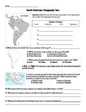 South America Test