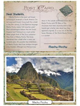 South America Unit Study Resources Bundle