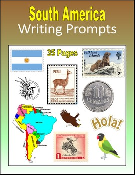 South America - Writing Prompts