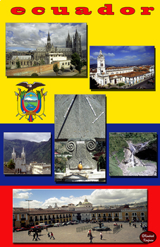 South America in Photo Posters - Vertical