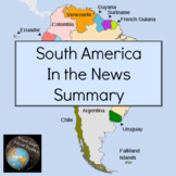 South America in the News Summary