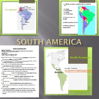 South America unit TNReady