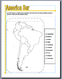 South American Countries