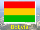 South American Flag Game