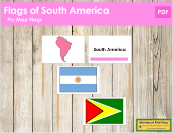 south american flags pin map flags color coded by montessori