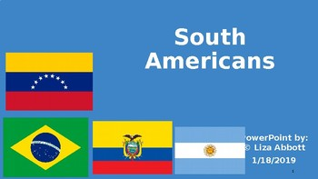 South Americans