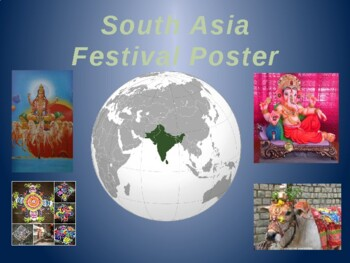 South Asia Festival Project