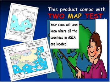 South Asian Maps with Internet Activities