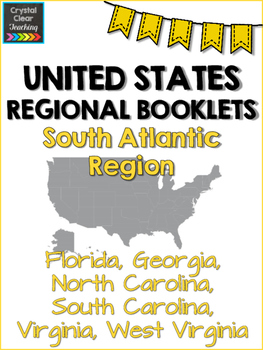 South Atlantic State Region Booklet