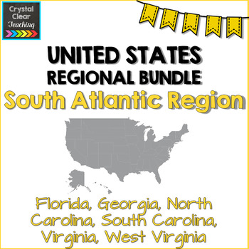 South Atlantic State Region Bundle