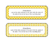 South Atlantic State Region Task Cards