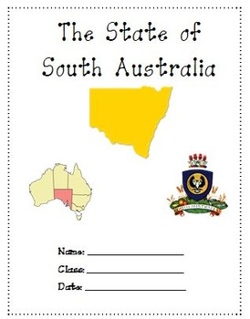 South Australia A Research Project