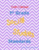 South Carolina 1st Grade Social Studies (SS) Standards