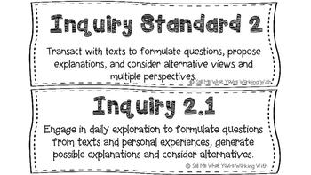 South Carolina 2nd Grade Standards BUNDLE