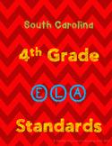 South Carolina 4th Grade English (ELA) Standards