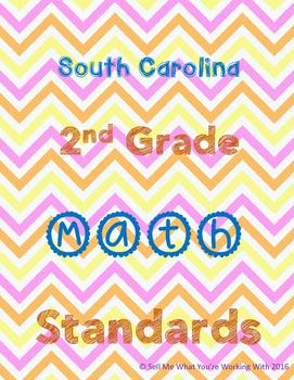 South Carolina 4th Grade Math Standards