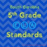 South Carolina 5th Grade English (ELA) Standards