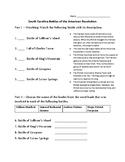 South Carolina Battles of the American Revolution Quiz