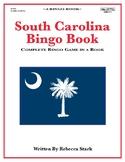 """South Carolina Bingo Book: A Complete Bingo Game in a """"Book"""""""
