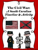 South Carolina Civil War Time Line