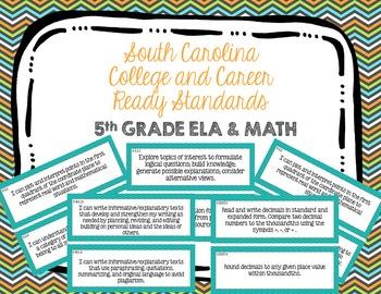 SC Standards 5th Grade