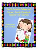 South Carolina College and Career Ready Standards- Kinderg
