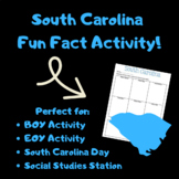 South Carolina Day: Updated