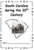 South Carolina During the 20th Century (3-5.1 through 3-5.6)