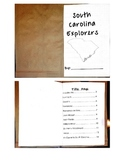 South Carolina Explorers Booklet